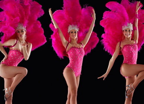 Vegas Showgirls