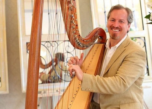 Sunshine Coast Harpist